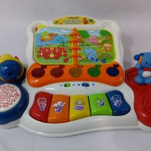 Vtech  Sing & Discover Story Piano Electronic